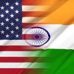 US-India trade deal concept. Relations between countries. USA and India. Image credit: tanyar30 / 123rf